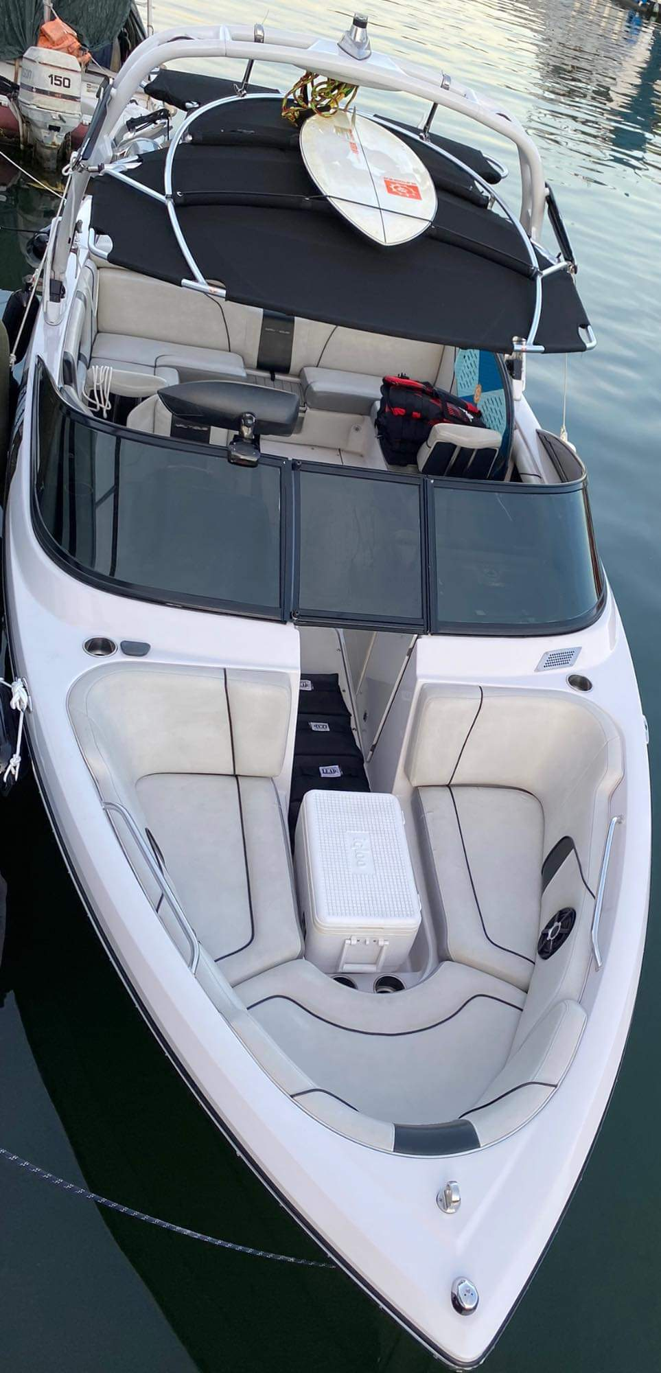 2010 NAUTIQUE SUPER AIR 230