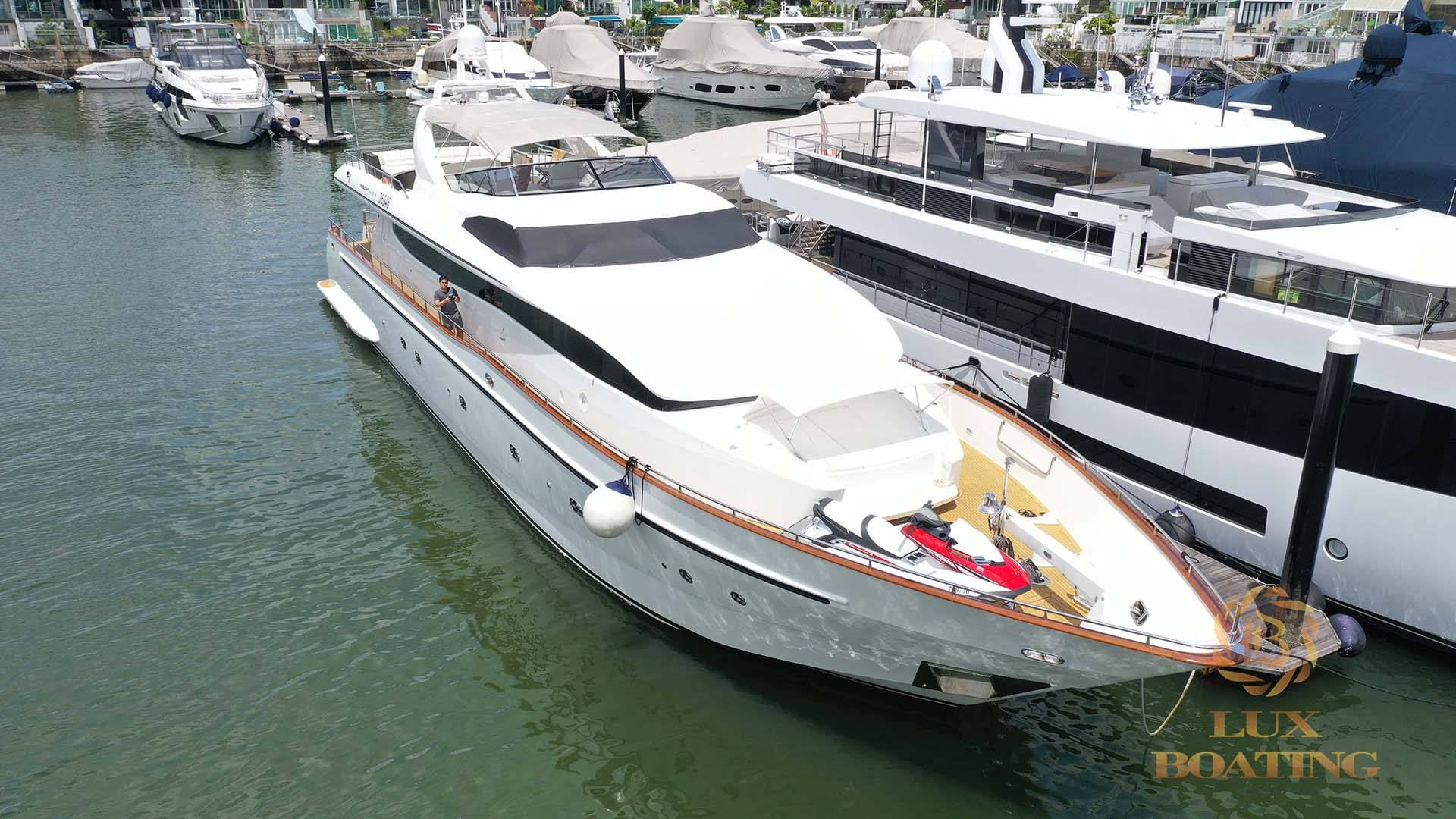 2003 VERSILCRAFT PLANET 110 (SOLD)
