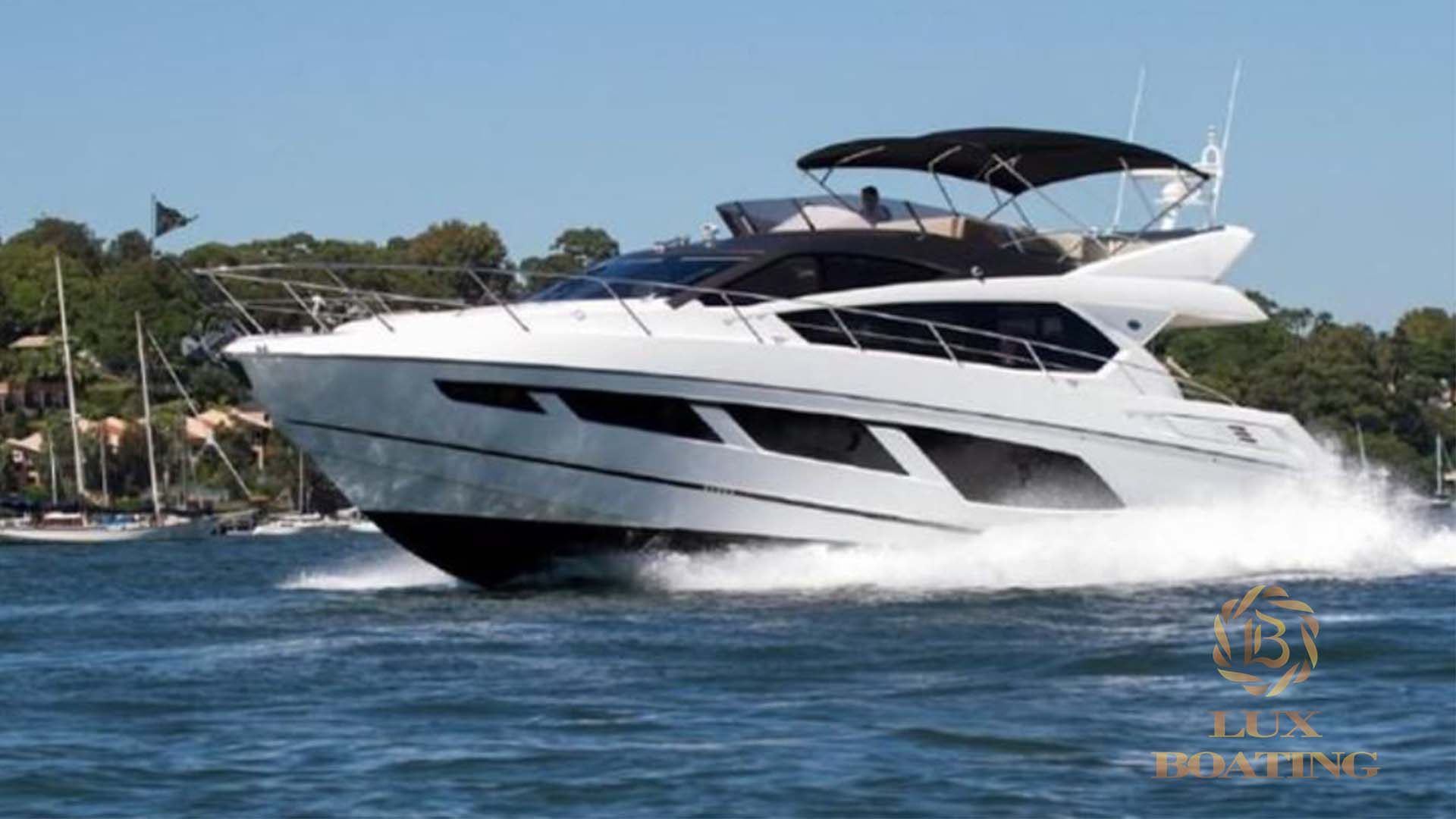 2014 SUNSEEKER MANHATTAN 65