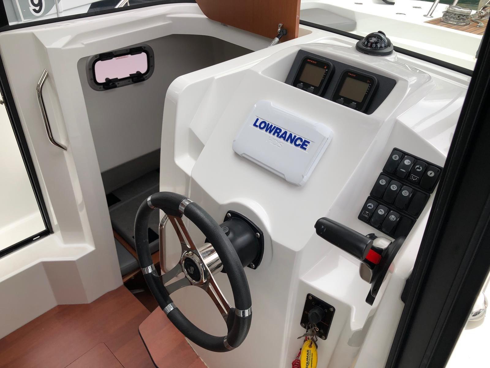 2013 Beneteau Barracuda 7 (SOLD)