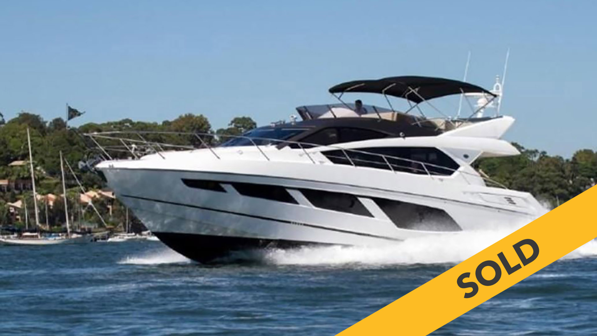2014 SUNSEEKER MANHATTAN 65 (SOLD)