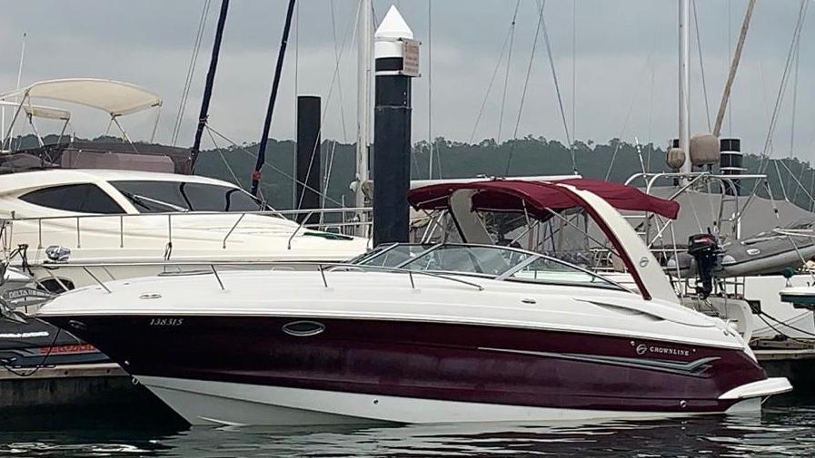 2007 CROWNLINE 315