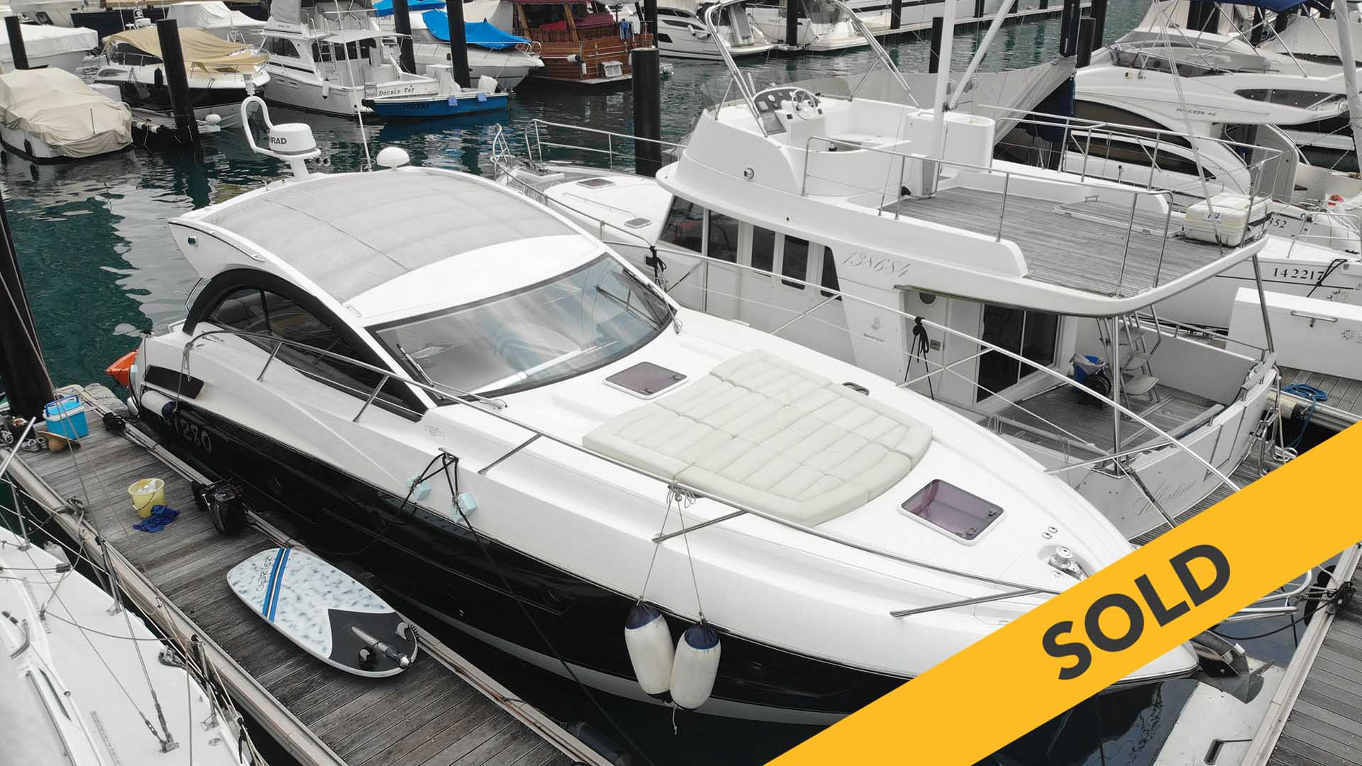 2013 SUNSEEKER PORTOFINO 40 (SOLD)