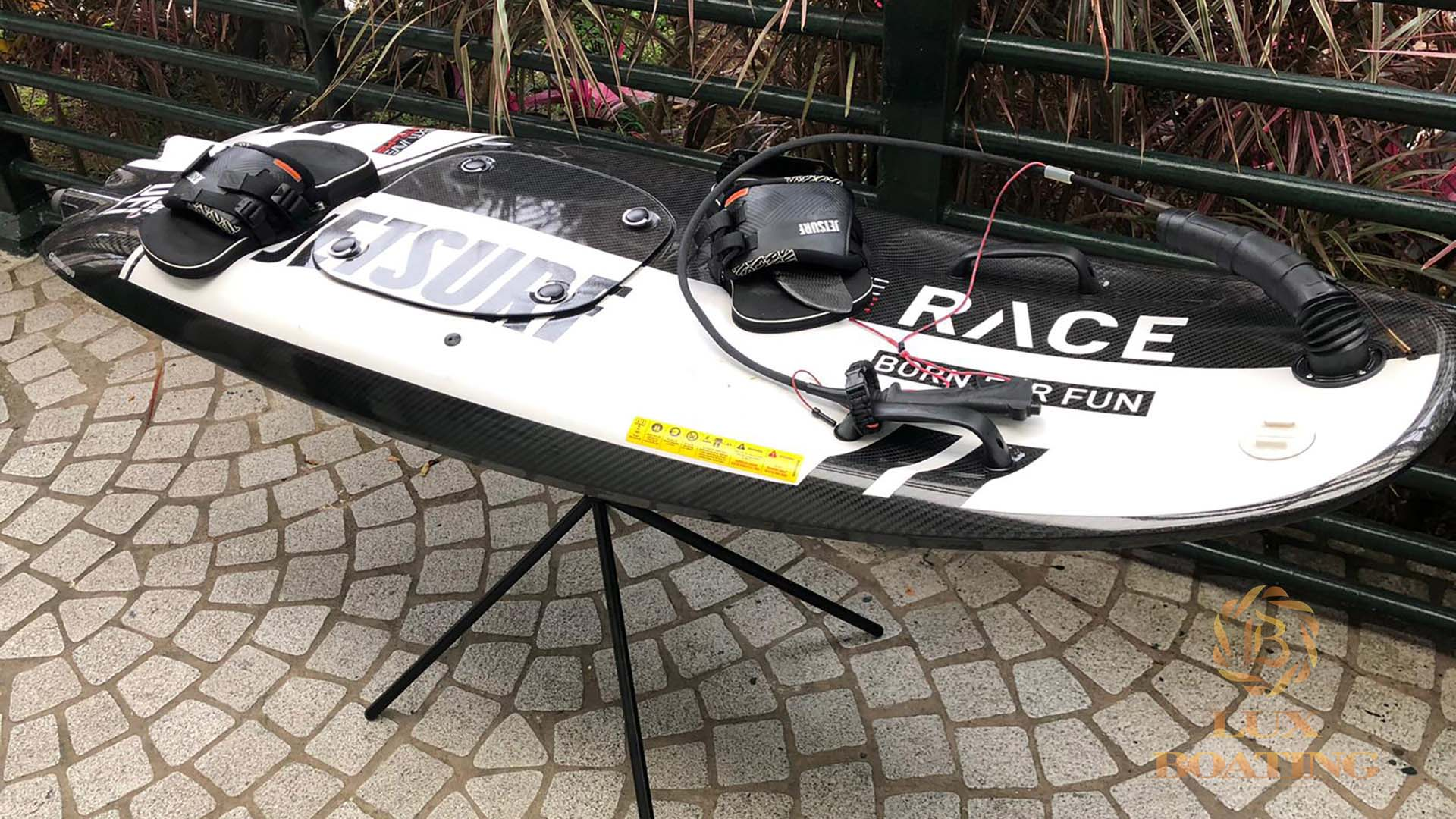 2019 JETSURF RACE WHITE
