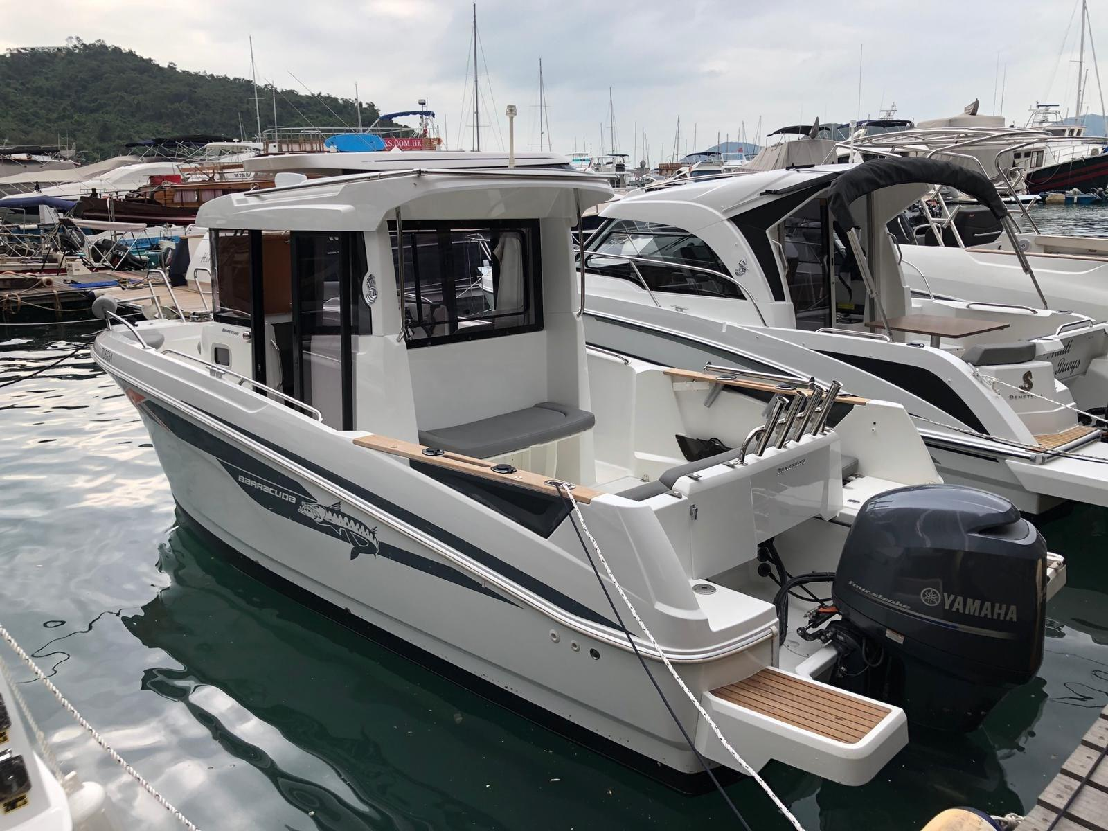 2013 Beneteau Barracuda 7