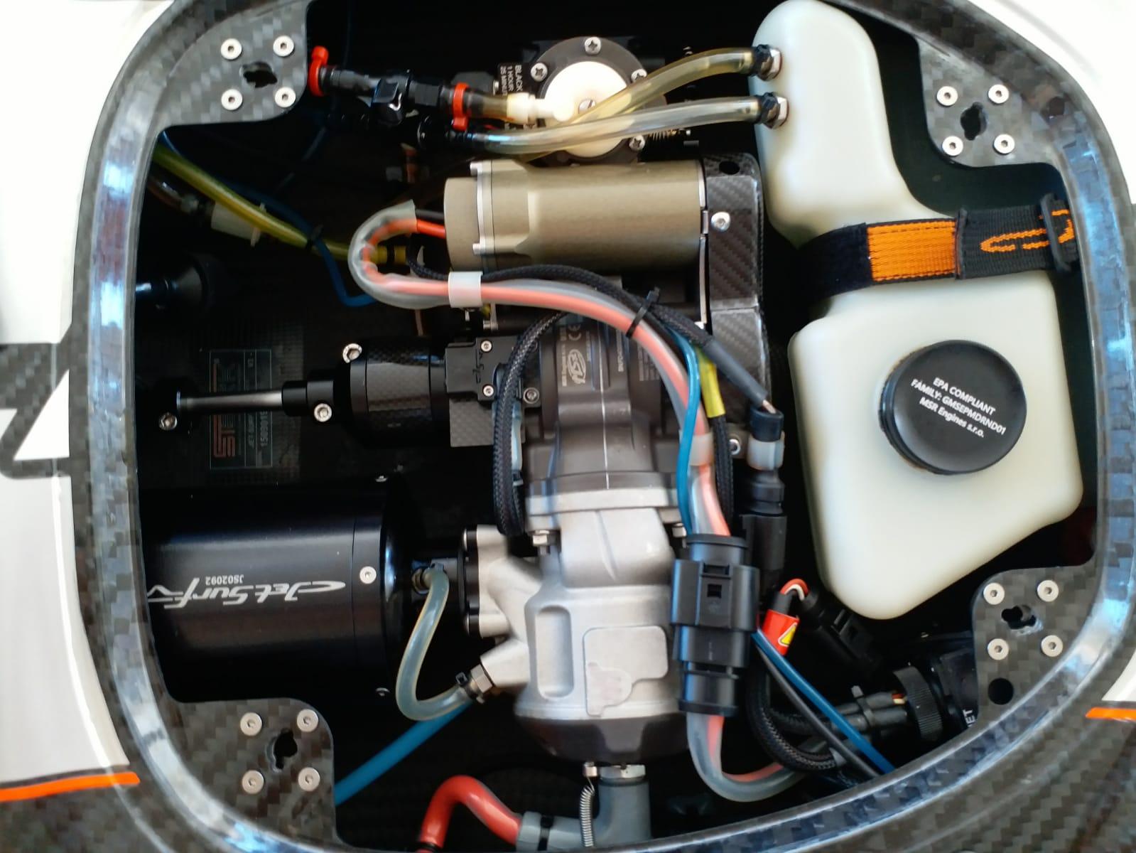 2016 JetSurf Factory GP (90% New)