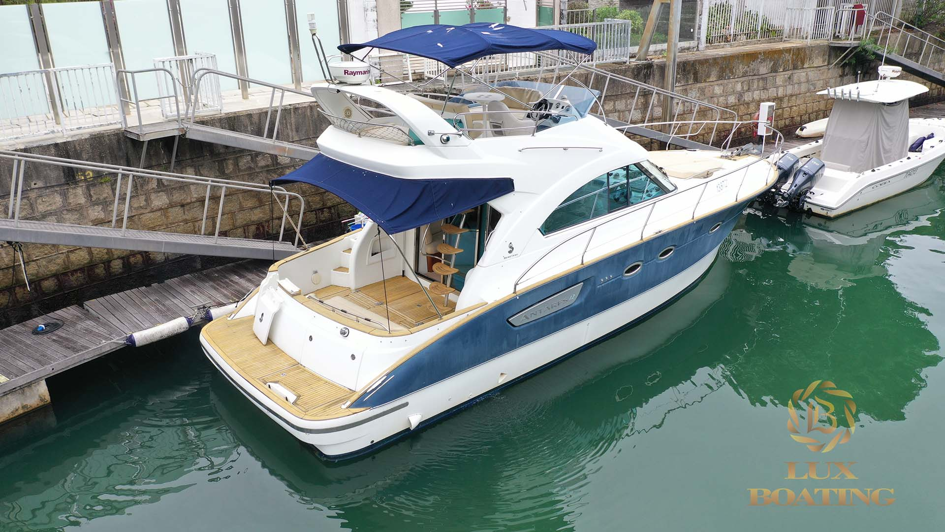 2007 BENETEAU ANTARES 12 (SOLD)