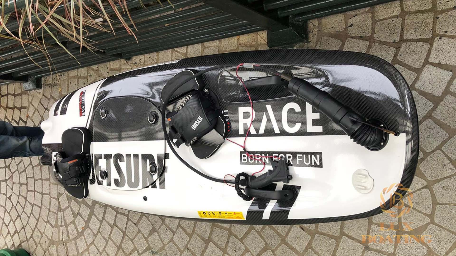 2019 JETSURF RACE WHITE