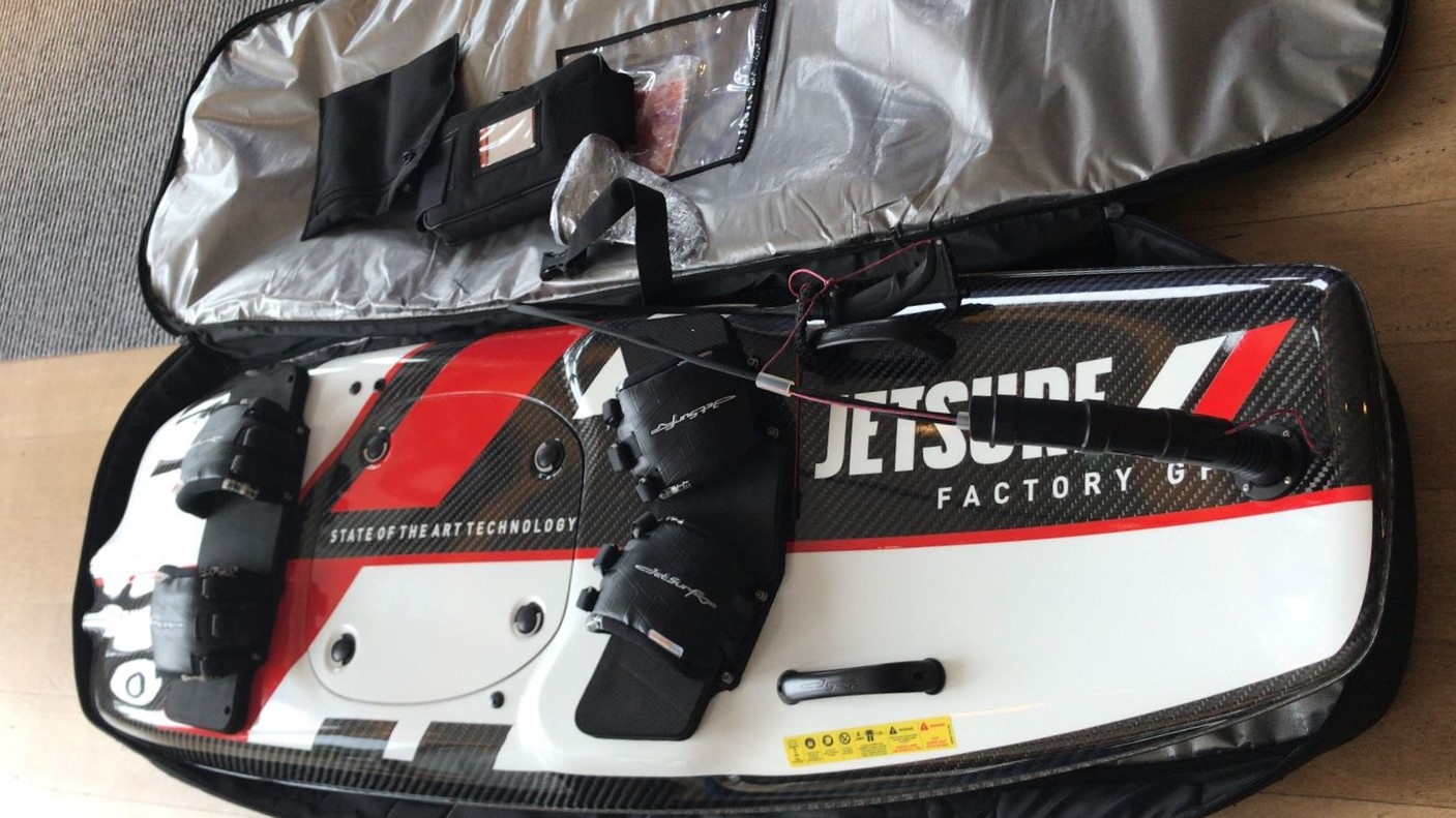 2018 JETSURF FACTORY GP