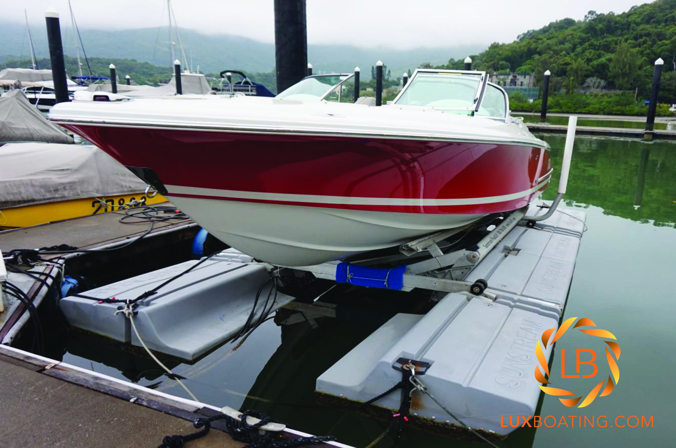 2006 CHRIS CRAFT LAUNCH 22
